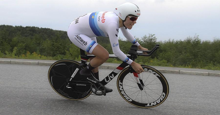 Van Dijk wint proloog Tour of Norway (+video)