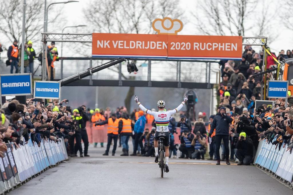 NK Veldrijden 2021 wordt maximaal 1 dag