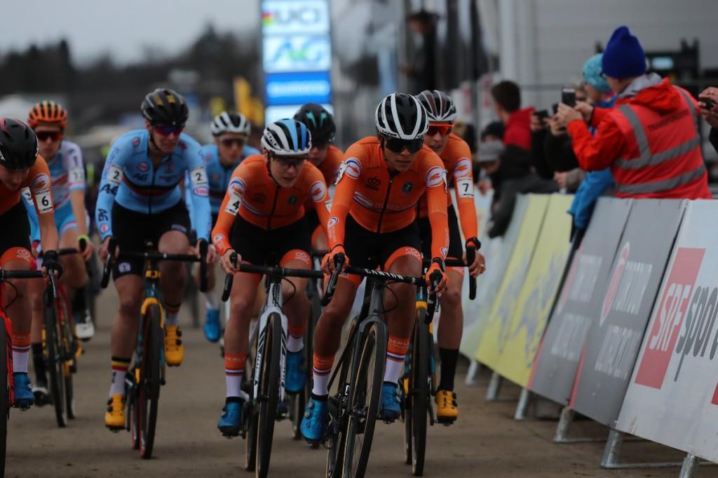 UCI-ranglijst: Alvarado voert Nederlandse top 3 aan