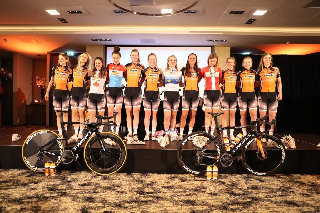 Opvolger Boels-Dolmans naar Women's WorldTour