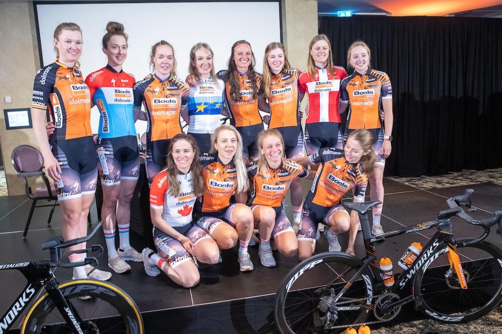 SD Worx krijgt Women's WorldTour-status