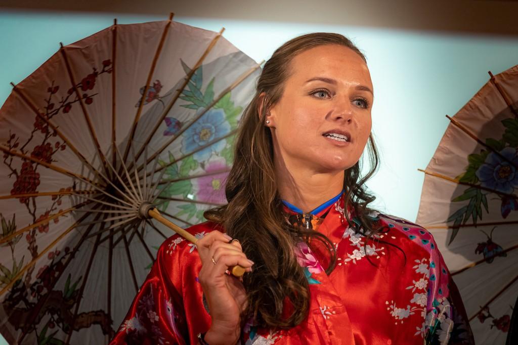 Chantal van den Broek-Blaak klaar voor Nieuwsblad