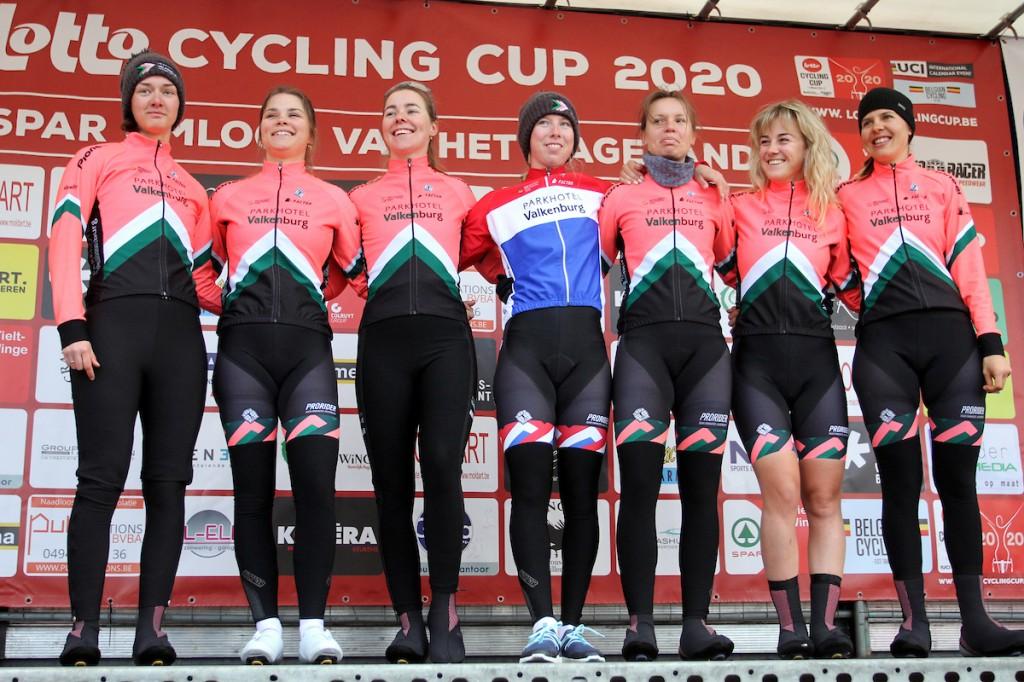 Giro Rosa maakt deelnemersveld bekend