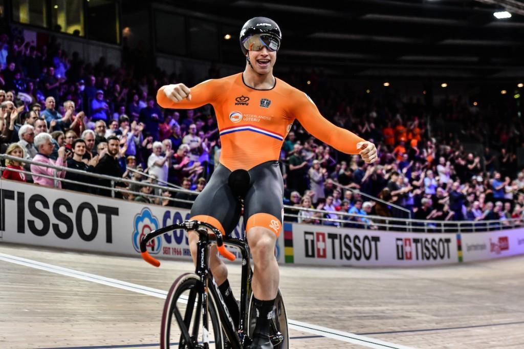 Olympische sprinttitel voor Lavreysen
