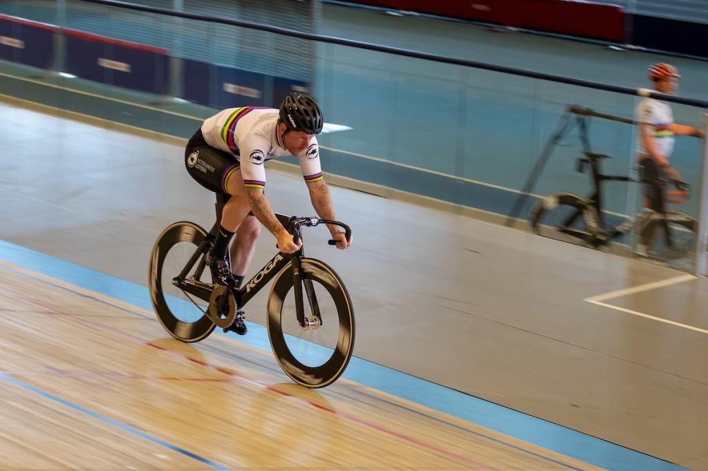Van den Berg verlaat BEAT Cycling Club