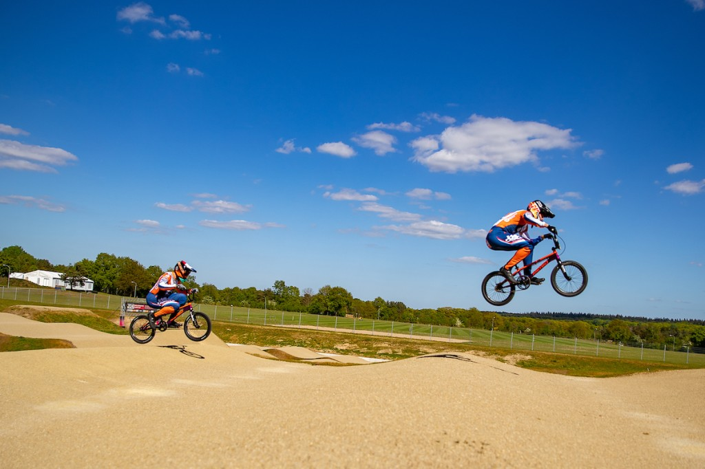 KNWU-selectie voor WK BMX bekend