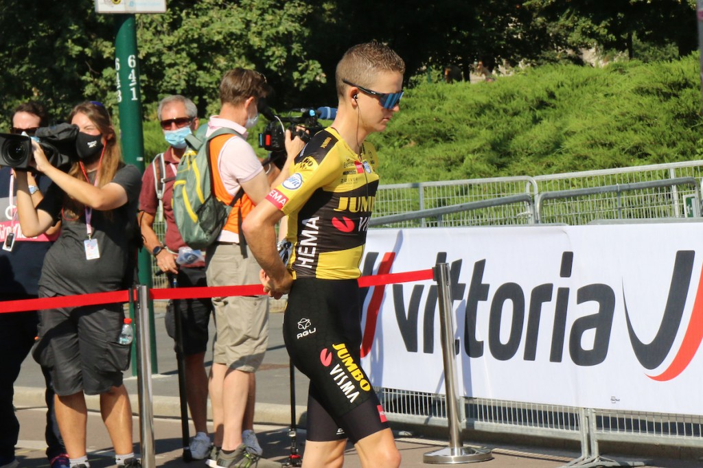 Tolhoek achtste in Tour de Suisse