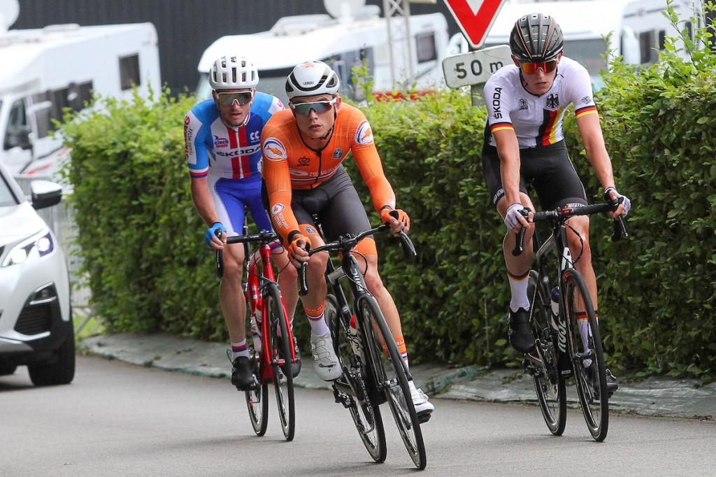 Van den Berg wint nogmaals en ook eindklassement