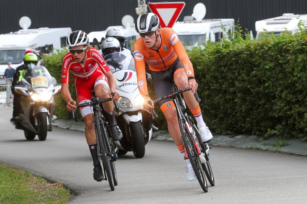 KNWU-selectie voor Tour de l'Avenir