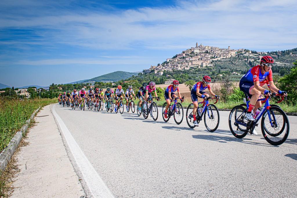 Deelnemers en rugnummers Tour de Suisse Women