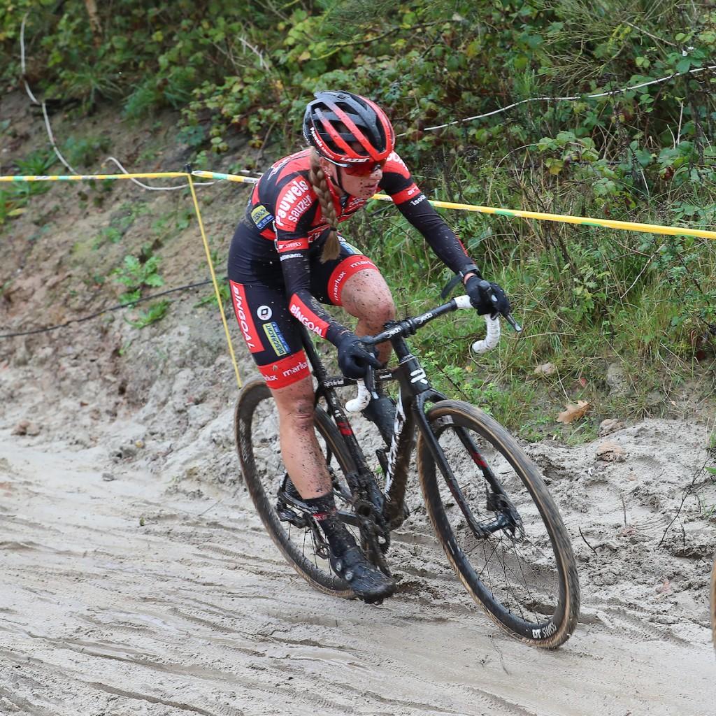 Betsema maakt sprong op UCI-lijst