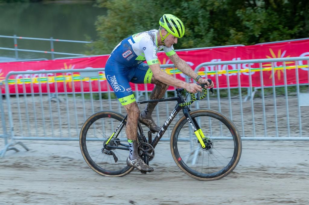 Van Kessel pikt podiumplaats mee in Lille