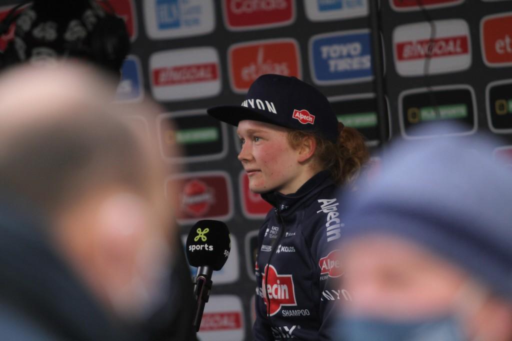 Pieterse is vierde in wereldbeker -23 Nove Mesto