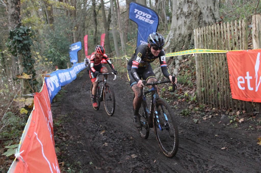 Zilvermeercross is voor Brand