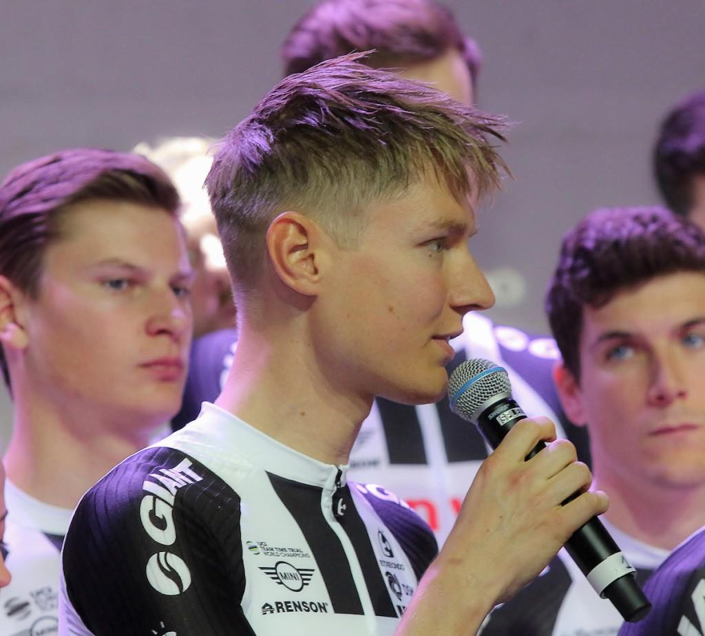 Kelderman is derde in Giro d'Italia