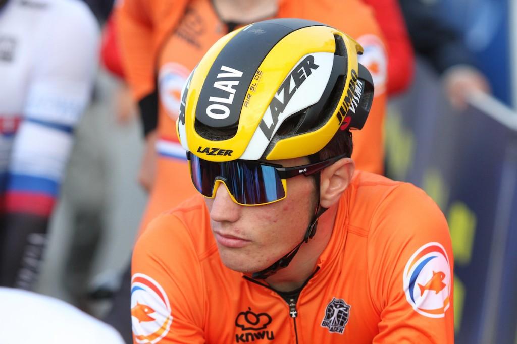 Kooij is zevende in Ronde van Hongarije