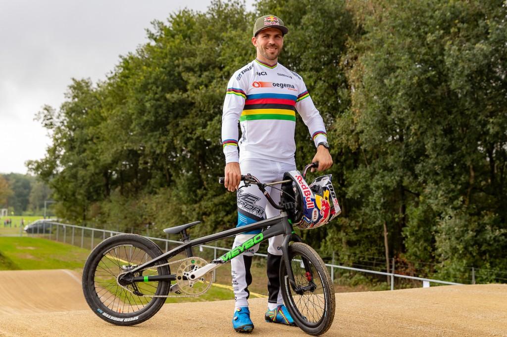 Van Gendt mist wereldbeker BMX in Verona