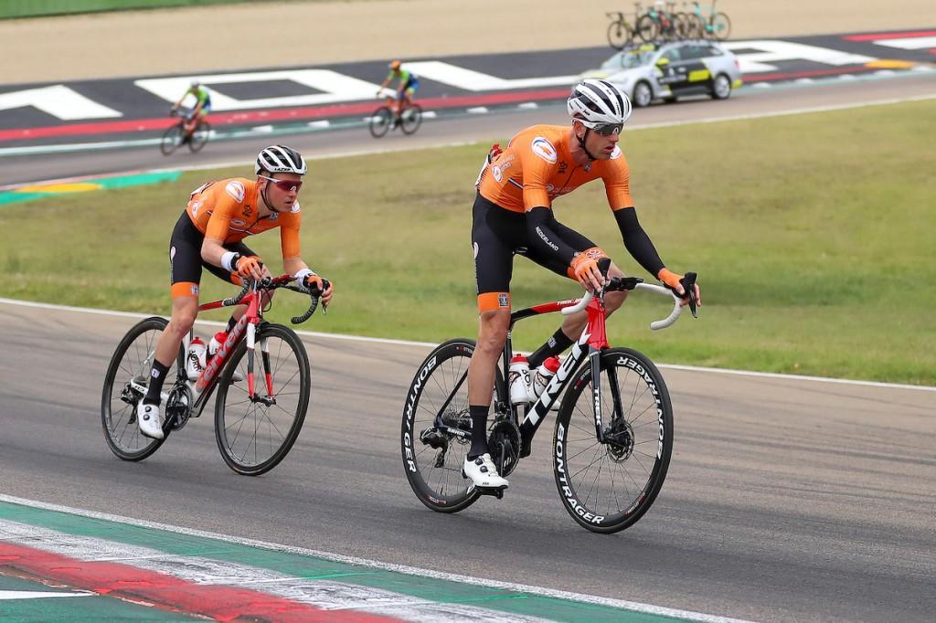 Weening: 'Afstappen in Giro doet me pijn'