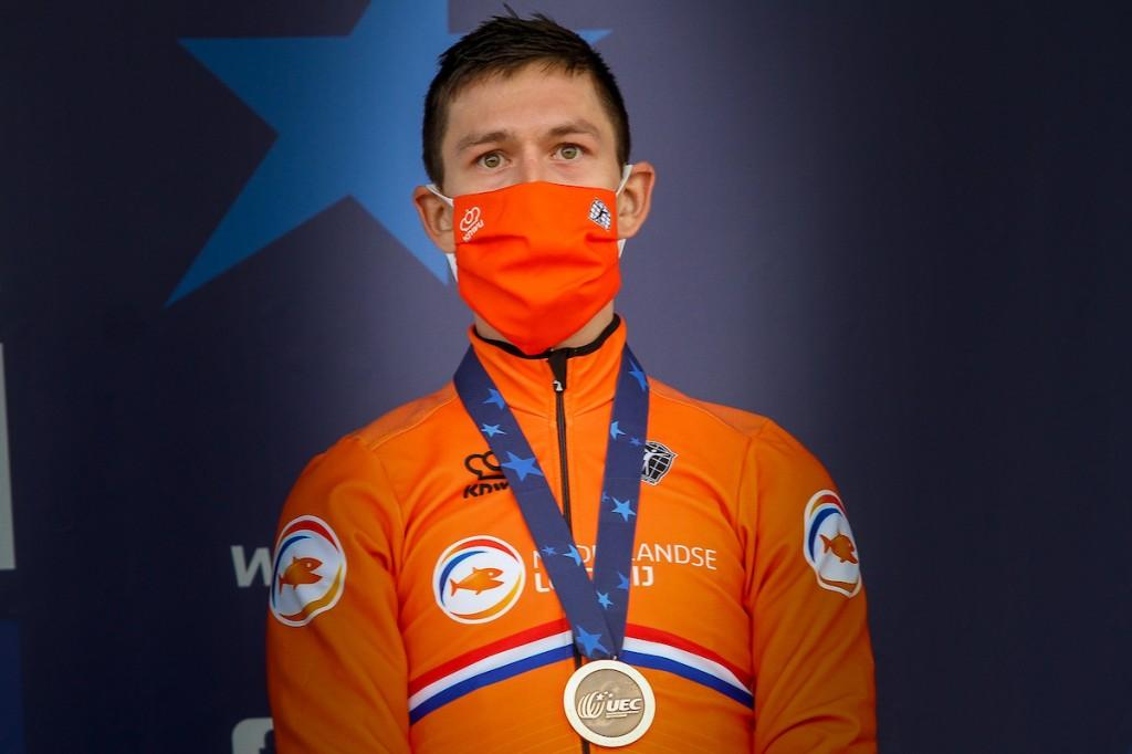 Lars van der Haar mikt op brons op WK Veld