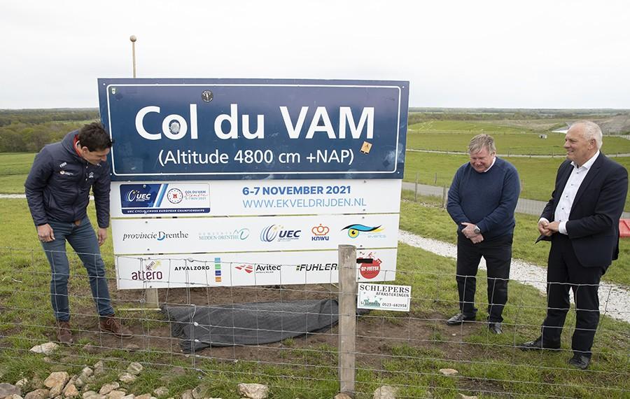 EK Veldrijden 2021 op VAM-berg