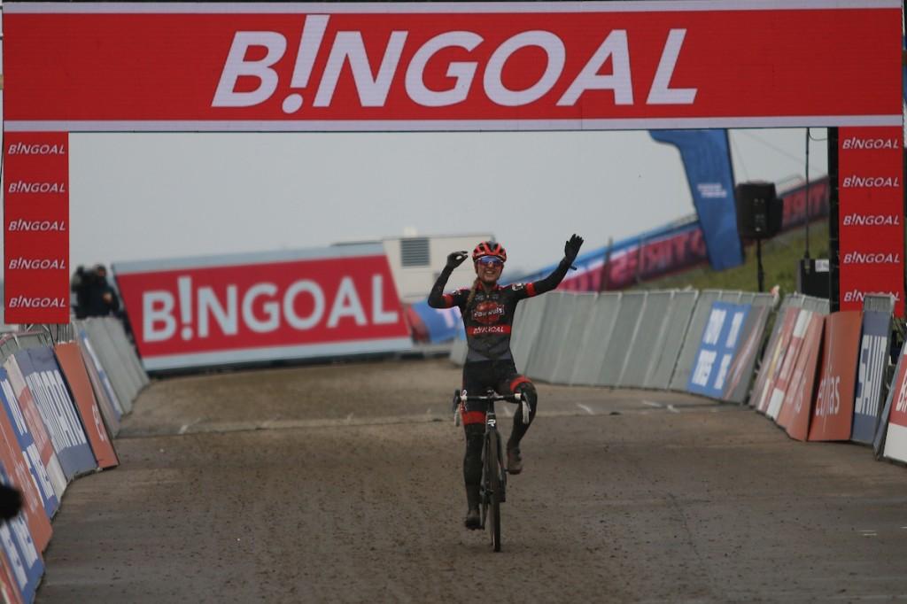 Betsema nu vierde in UCI-stand