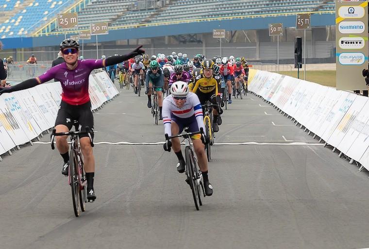Healthy Ageing Tour: D'hoore wint in Assen