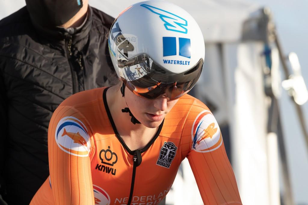 Nationale vrouwenploeg in Thüringen Ladies Tour