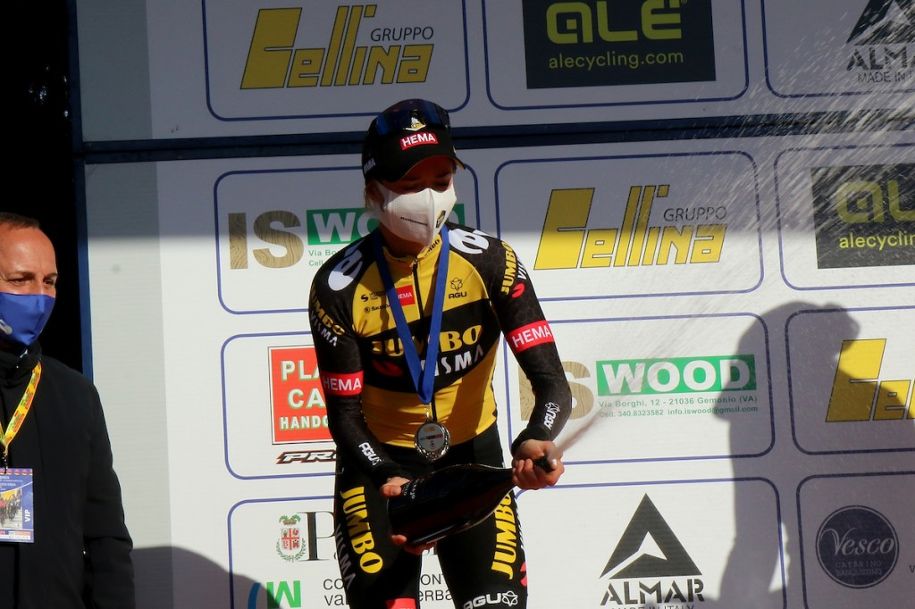 Vos verwacht uitputtingsslag in Amstel Gold Race