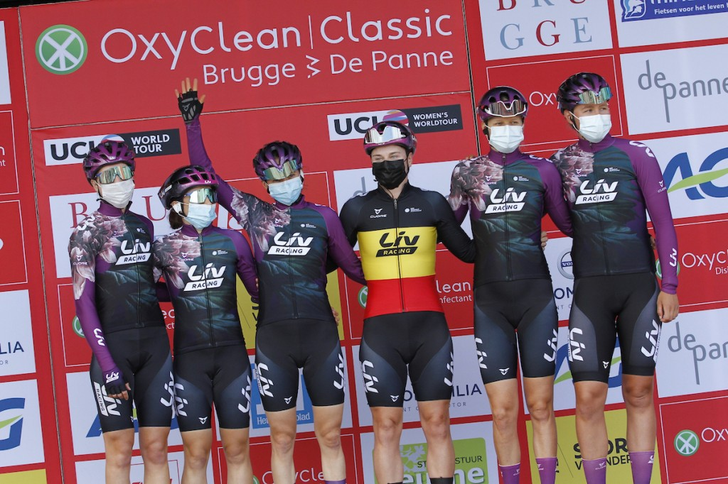 Nederlandse vrouwenteams voor Gent-Wevelgem