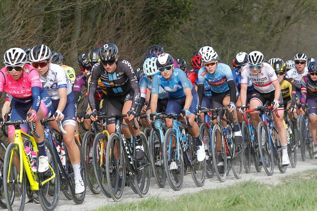 Team DSM voor Ronde van Vlaanderen