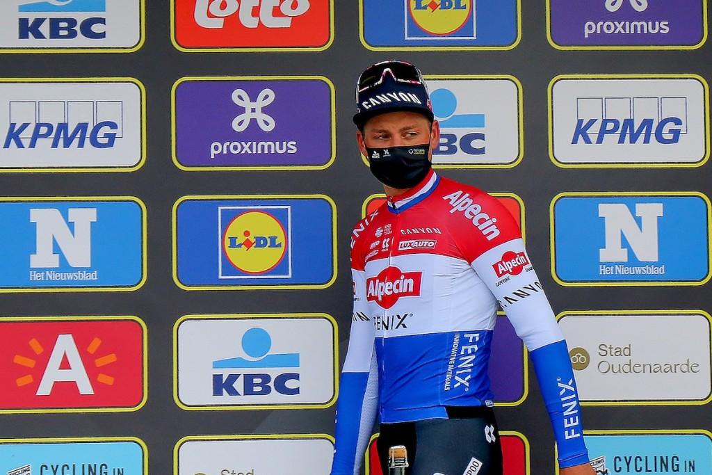 Van der Poel mikt op ritsucces in Zwitserland en Tour