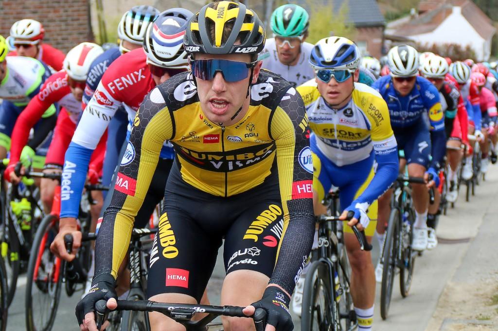 Simmons ontttoont Groenewegen in Tour Wallonie