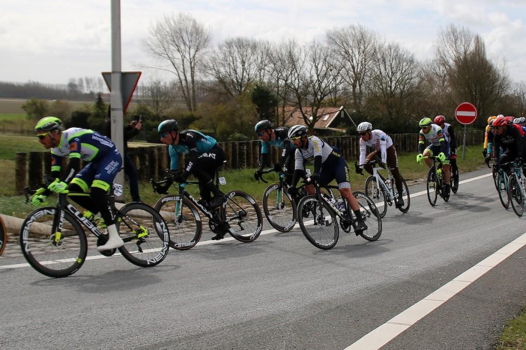 Van Schip uit Baloise Belgium Tour gezet
