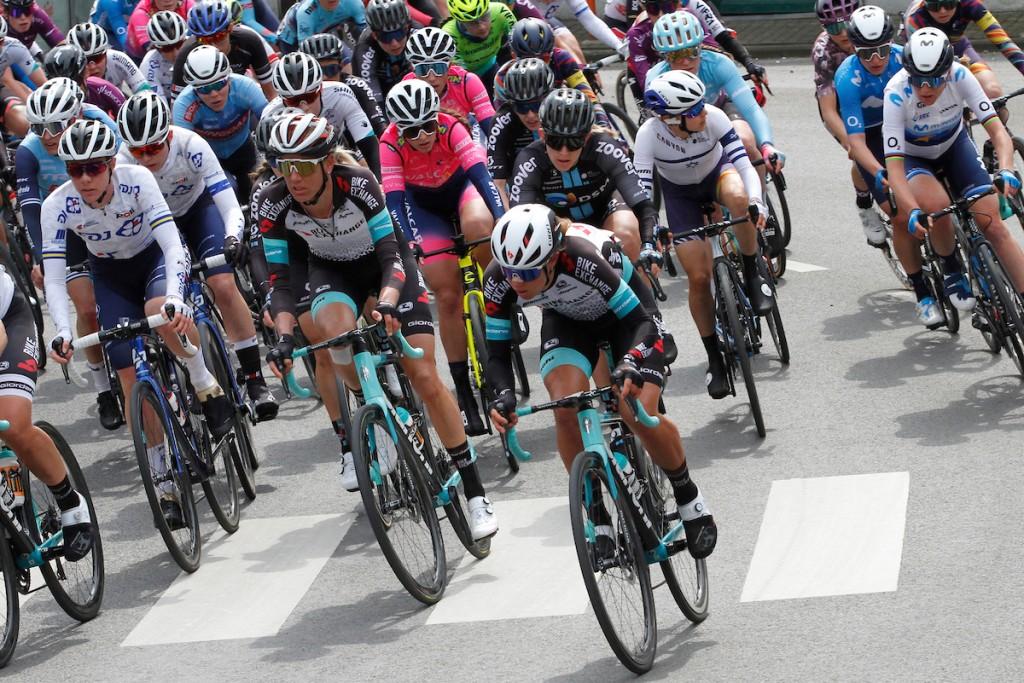 Nederlandse rensters in Giro Rosa 2021