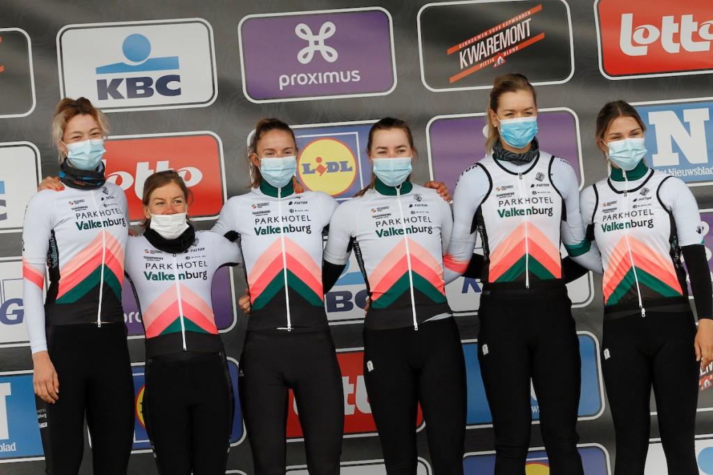 Deelnemende ploegen Baloise Ladies Tour