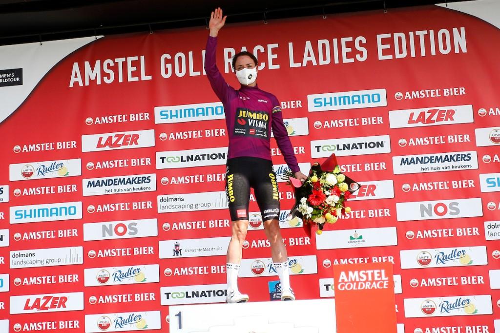 Vos: 'Amstel Gold Race was altijd een doel'