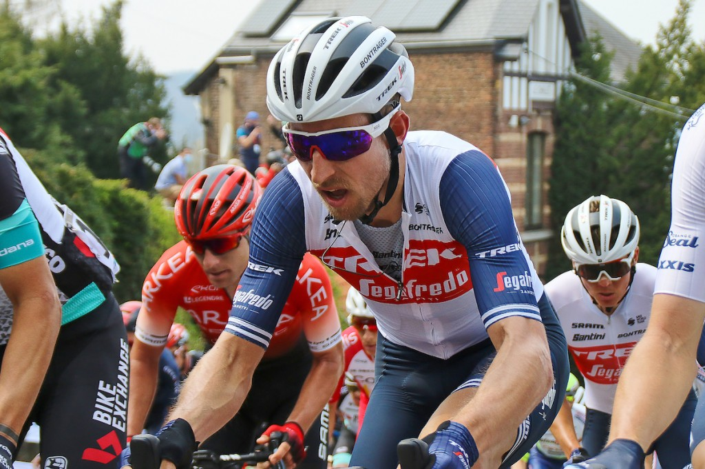 Mollema soleert naar ritwinst in Tour de France