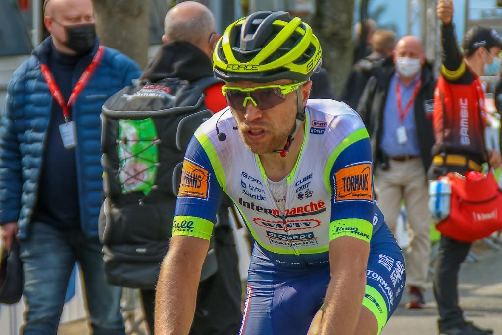 Maurits Lammertink gewond na aanrijding
