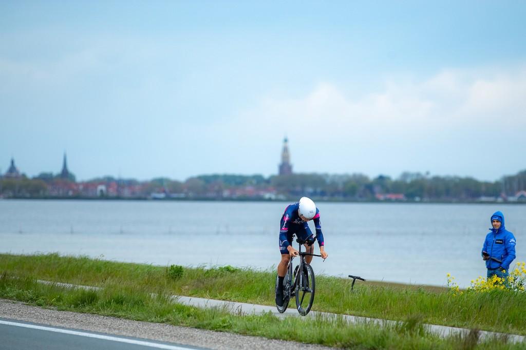 Wessel Krul wint in Flanders Tomorrow Tour