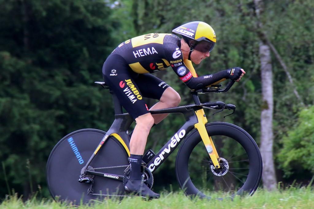 Starttijden tijdrit Tour de France Saint Emilion