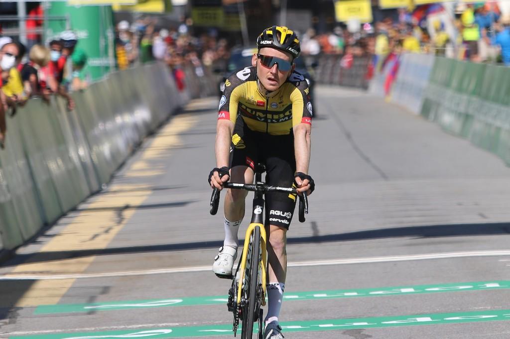 Oomen achtste in eindklassement Tour de Suisse