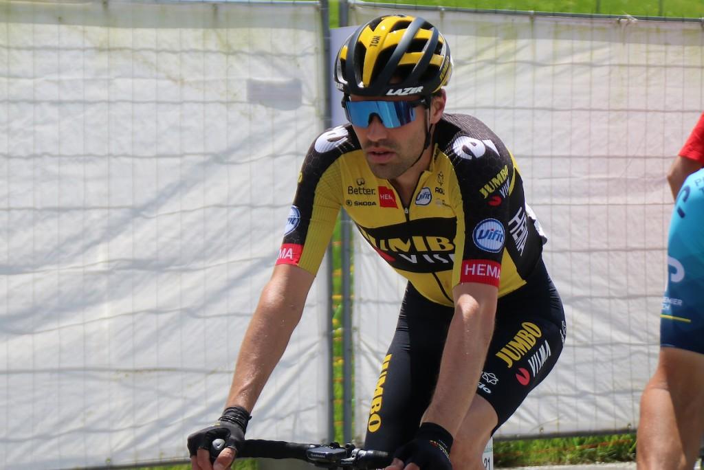 Dumoulin toont opnieuw vorm in Benelux Tour