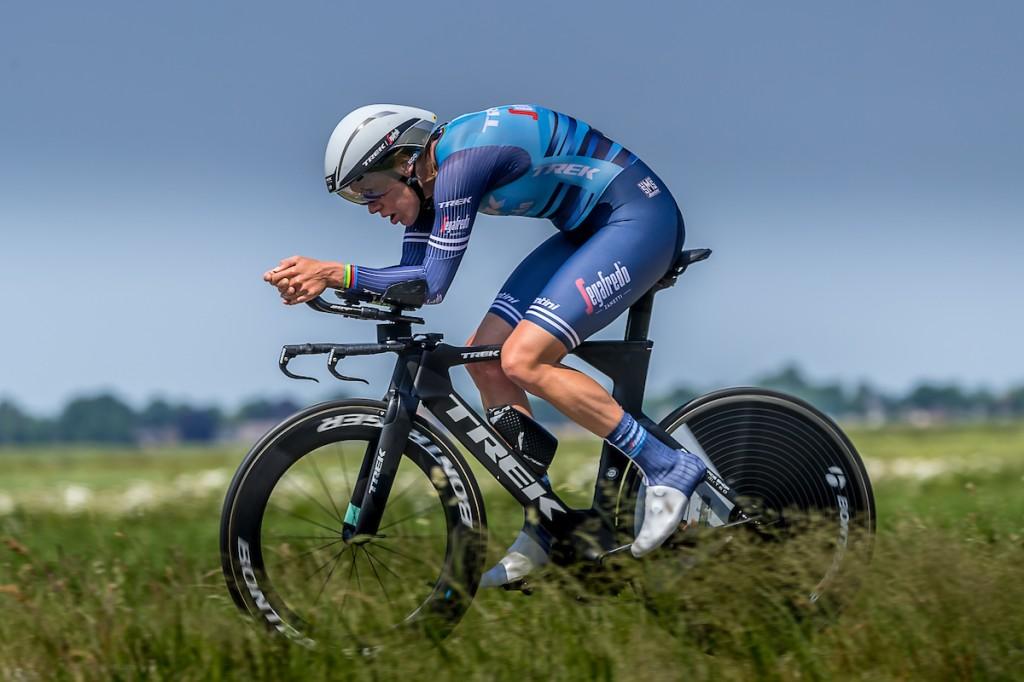 Van Dijk naar winst in Lotto Belgium Tour