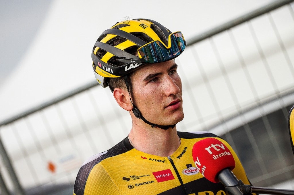 Tim van Dijke wint in Cro Race