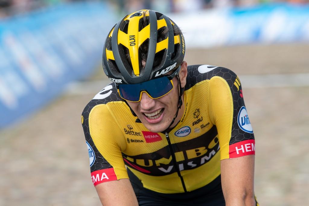 Kooij is derde in Gran Piemonte