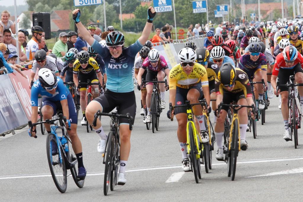 Kool wint GP Isbergues