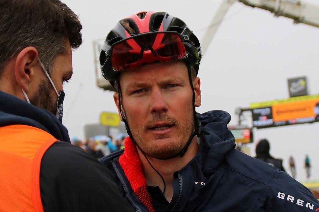 Van Baarle moet Vuelta verlaten