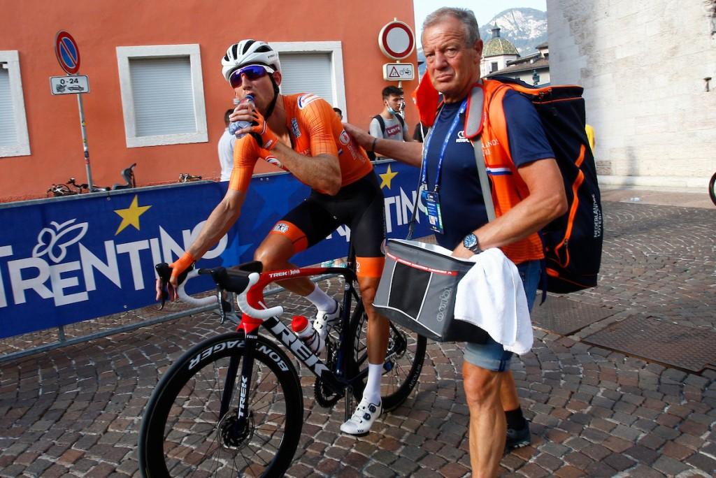 WK-selectie met Van der Poel en Van Baarle