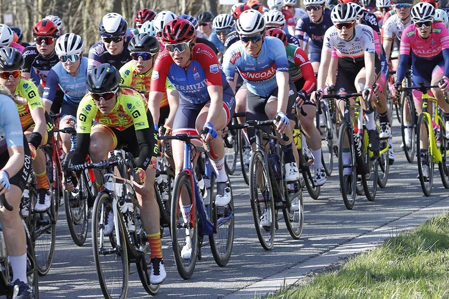 Wild sprint naar zesde plek in De Panne