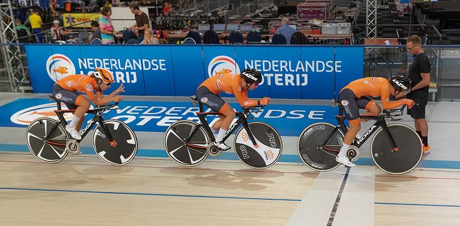 Programma en Nederlandse deelnemers EK Baan